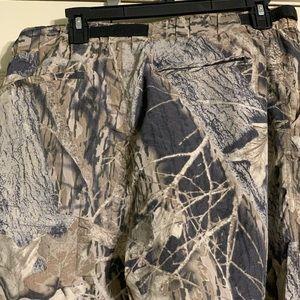 Remington Pants - Remington Mossy Oak Camo Pants Men's Large